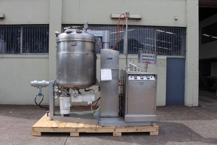 Fryma 750L VME500 Processing Vessel