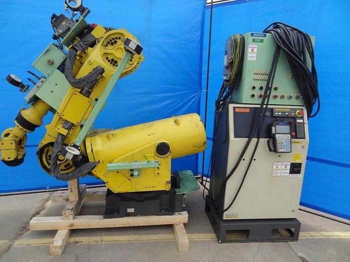Fanuc R2000iA/165R 6 Axis 165.00kg
