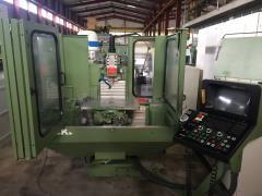 Deckel FP 4 A CNC milling machine 3150 rpm