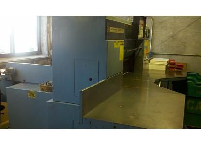 Lawson 115. Guillotine Machine