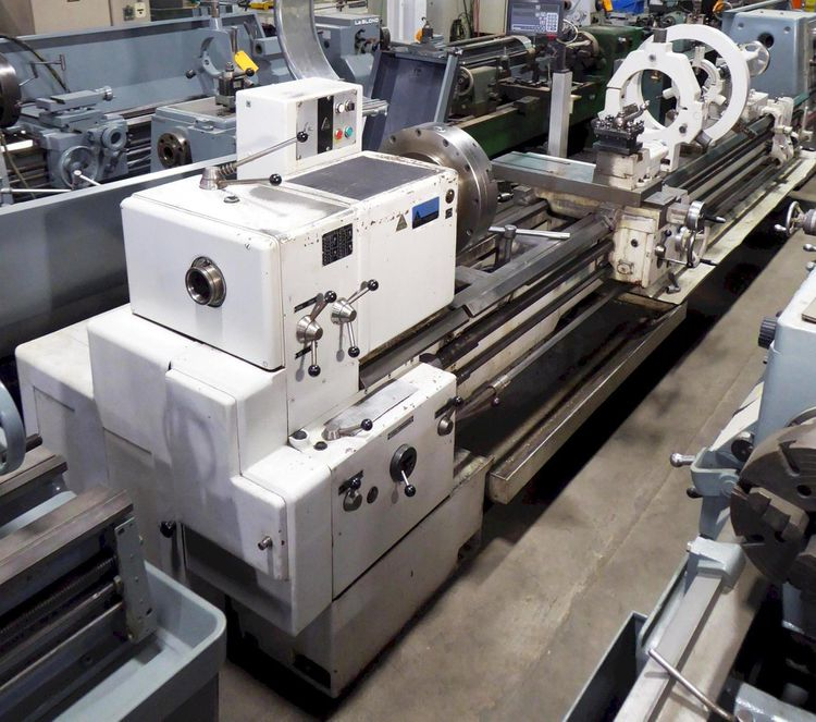 TOS Engine Lathe 1000 RPM SN 55B-71B