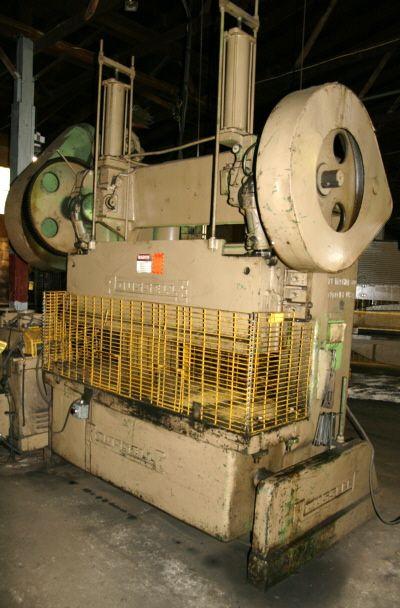 Rousselle 8B80 Max. 80 Ton