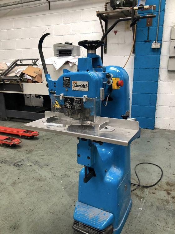 Bardolet C 25 40 Wire Stitching Machine