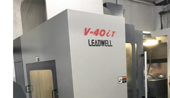 Leadwell V-40iT 3 Axis