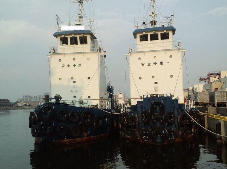 Pusher tug & Barge, 6800DWT 6,800DWT