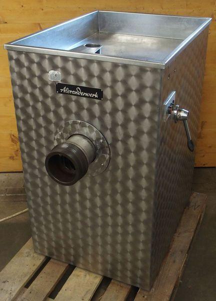 Alexanderwerk HN 114 Meat grinder