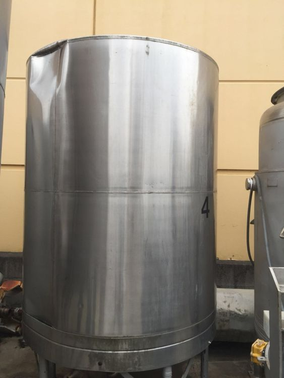 Other 2,800L Stainless Steel Storage Tank