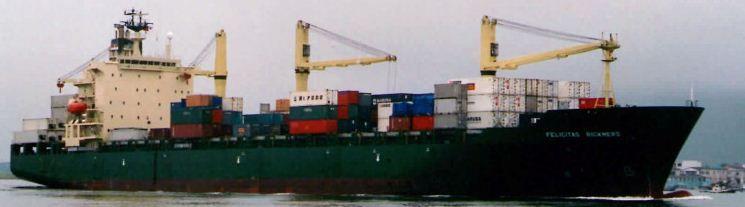 Daewoo RoRo Cargo Ship 28,366 DWT ON 10.1 M