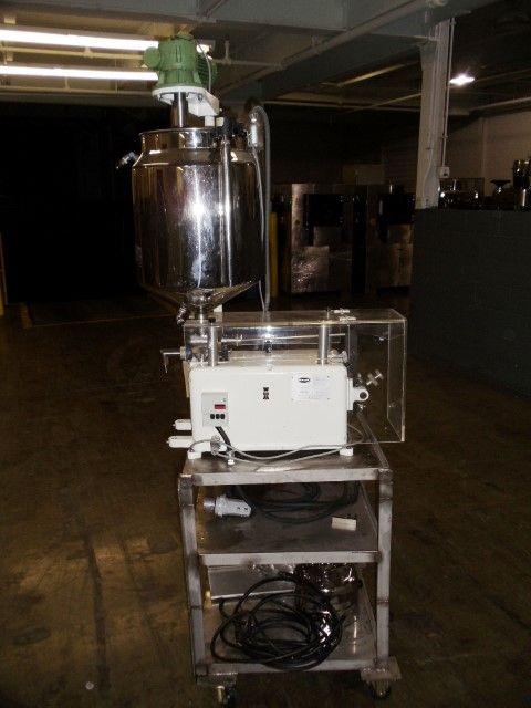 Kalix 50MI, Piston Filler