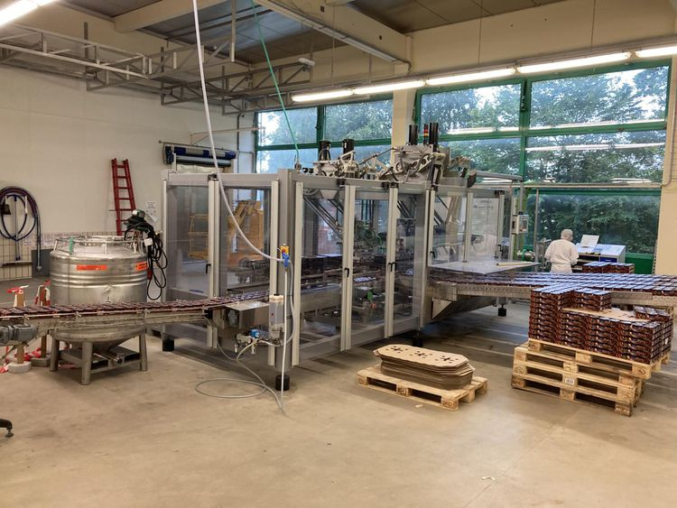 Oystar 400-4-4er/6er-1/2x4 sorting plant
