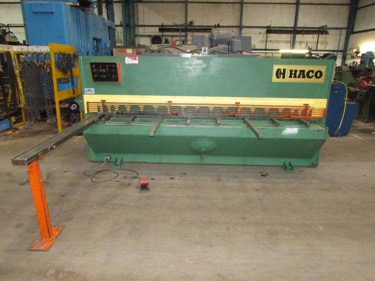 Haco 3000mm x 6mm Hydraulic Guillotine