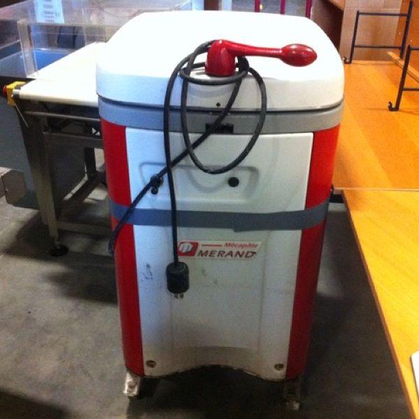 Merand DCADIVXS26, Hydraulic Dough Press