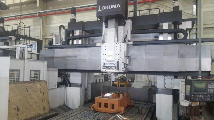 Okuma MCR B III 3050 85 mm 6000 rpm