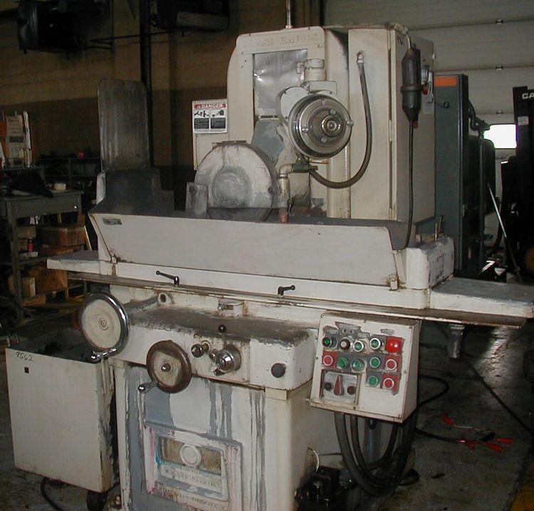 Gallmeyer & Livingston 350, Surface Grinder Machine