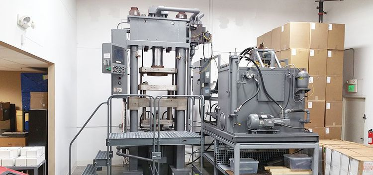 Best PressJC-148 250 Ton