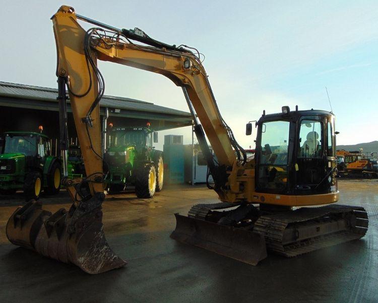 Caterpillar 308D CR Excavator