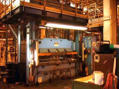Pacific 200-D8-48-96 200 Ton