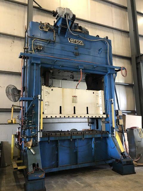 Verson S2-250-96-48T 250 Ton