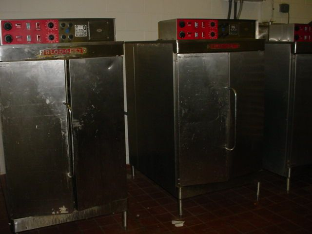 Blodgett RE-42 ELECTRIC OVENS