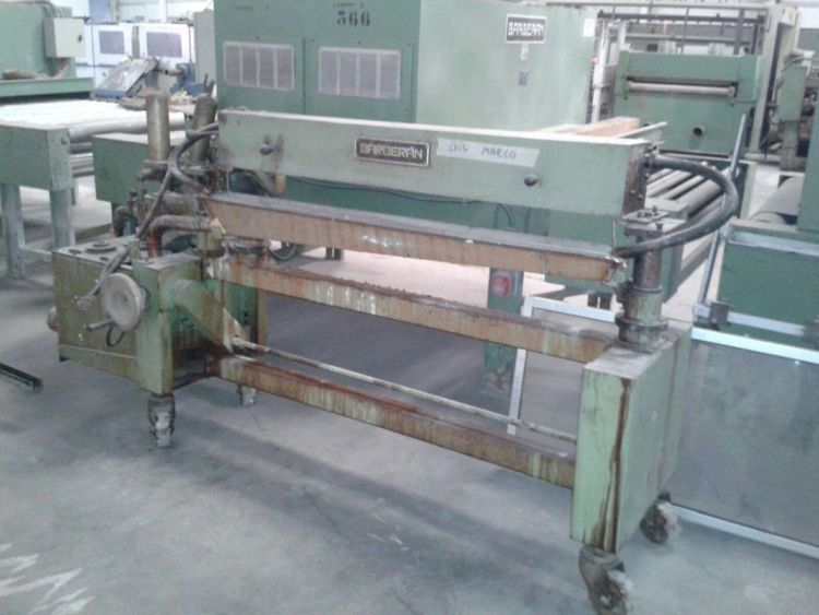 Barberan CURTAIN COATER