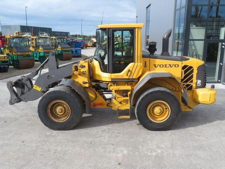 Volvo L70F Wheel Loaders