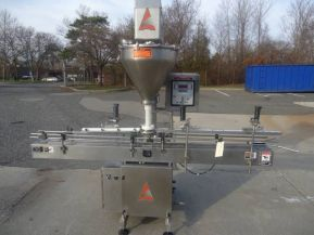 All Fill SHAA-400, SINGLE HEAD AUTOMATIC AUGER FILLING MACHINE