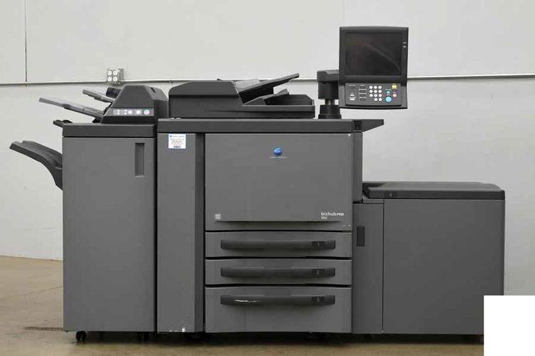 Konica, Minolta Pro 950 Bizhub , Digital Press w/ Finisher  100 × 148mm