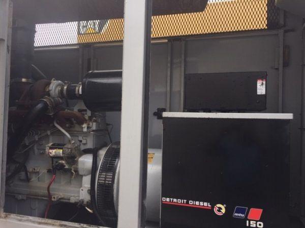 John Deere 6068HF150 160KW Diesel Generator Set 160KW