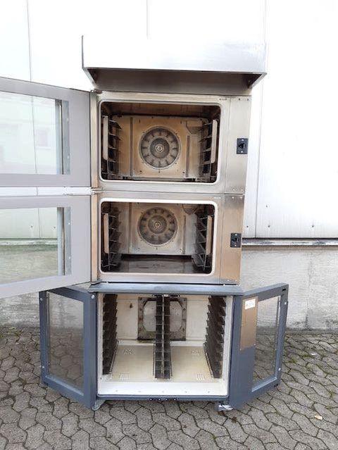 Wiesheu B4+B4 DUO Oven