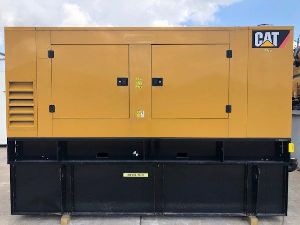 Caterpillar C6.6 150KW Tier 3 Diesel Generator Set 150KW