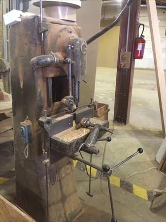 Guillet Chain mortising machine