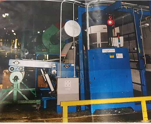 Parks, Woolson 220 Cm Shearing Line