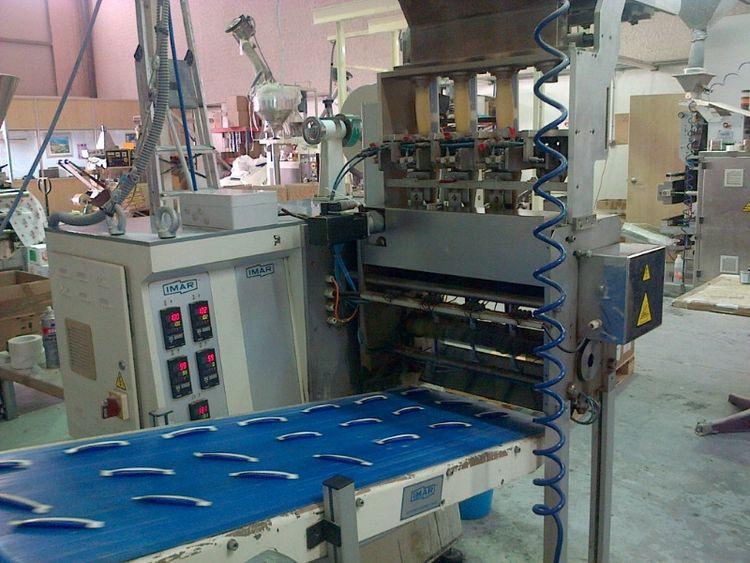 Imar Multitrack stick packing machine