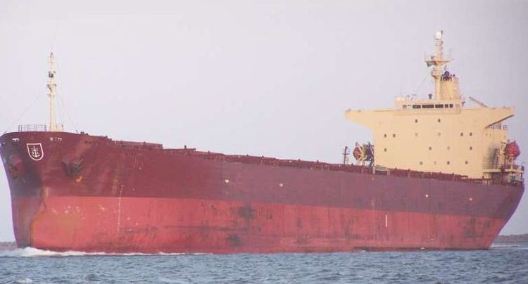 Sumitomo Gearless Bulk Carrier 70,153 DWT On 13.27M Draft