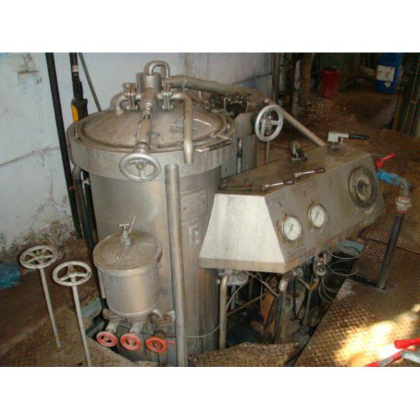Krantz 35 Kg Sample Dye Machine