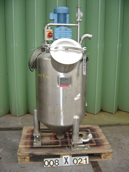 Harrislee 250 Ltr TV - Stirring vessel