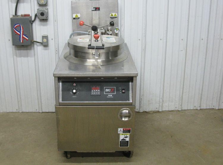 BKI FKM-F Pressure Fryer