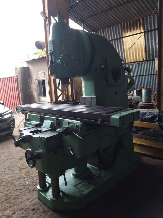 TOS FA5V Vertical Mill 1400 rpm