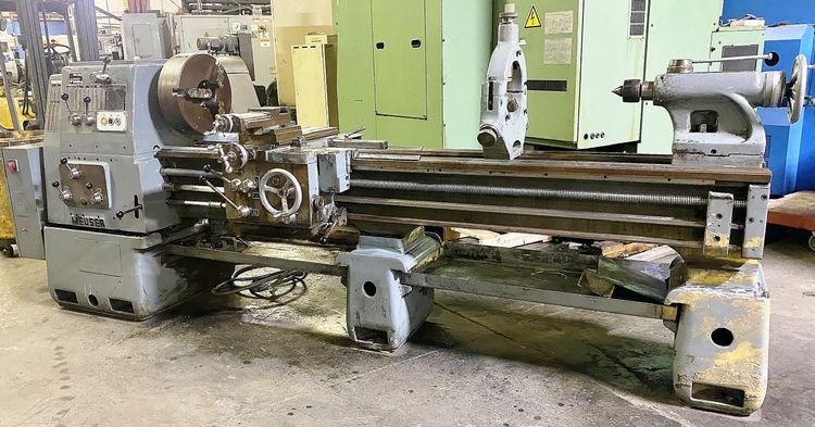 "Meuser Engine Lathe Variable M1L 20"" X 76"" LATHE"