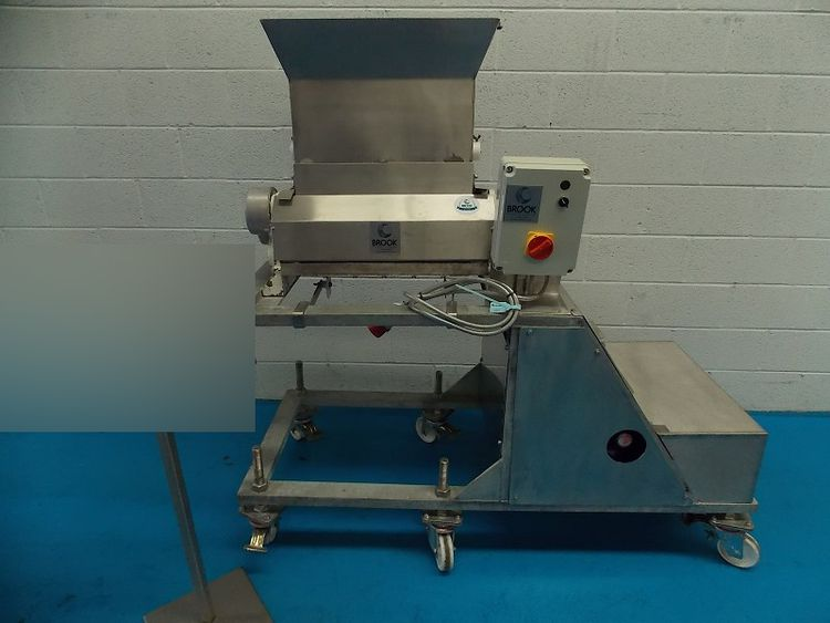 Burgess 3 ROLL SHEETER ON C STAND