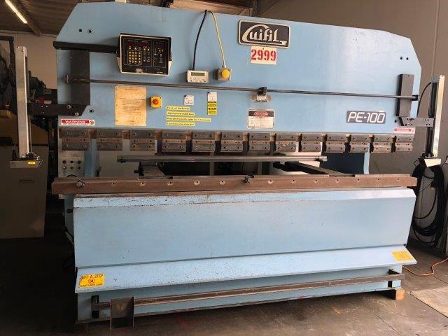 Guifil PE-30-100 Hydraulic Press Brake 110 Ton