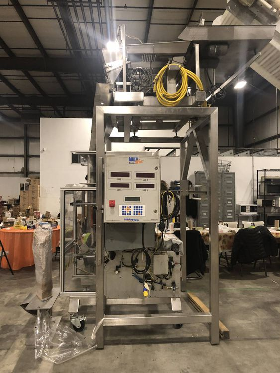 Autobag AB 180 AB180 Automatic Bag Filling and Sealing Machines
