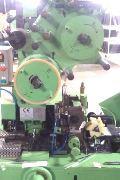 Others Rebuilt Molins YB59 100mm cellophane wrapper