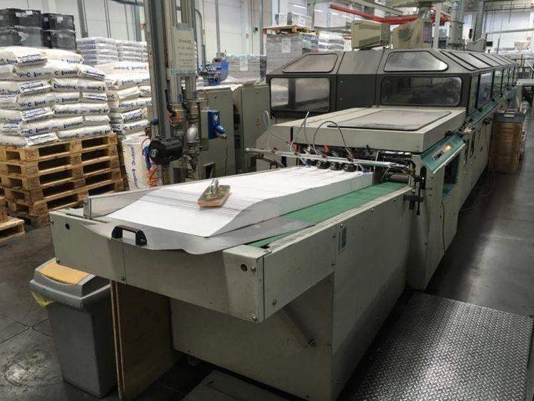 Kolbus KM 410.B, Perfect Binder Machine