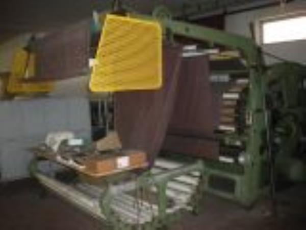 Mario crosta 170 Cm Teasel raising machine