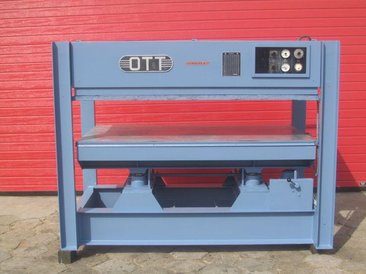 OTT JU 90, Press Machine