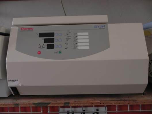 Thermo Forma IEC CL30R, Benchtop Centrifuge