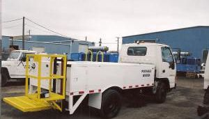 Phoenix PNX WT 450, Potable Water Service Truck