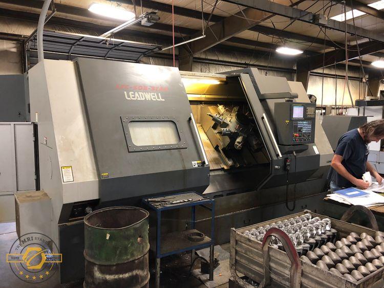 Leadwell FANUC CNC 15-1500 RPM LTC 50B STAR