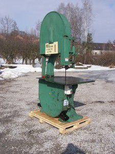 Others 80, Band saw